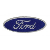 0677 Embroidered patch 7X3  FORD