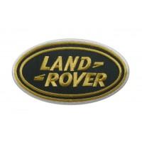 0704 Patch écusson brodé 13x7 LAND ROVER