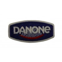 Patch emblema bordado 8X3 DANONE