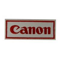 0737 Patch emblema bordado 10x4 CANON