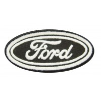0748 Embroidered patch 9x4 FORD