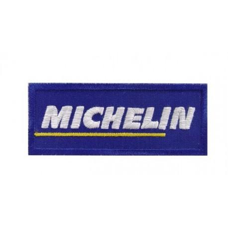 Patch écusson brodé 10x4 Michelin