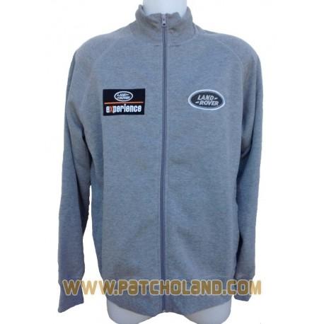 Men's zipped jacket Land Rover Experience