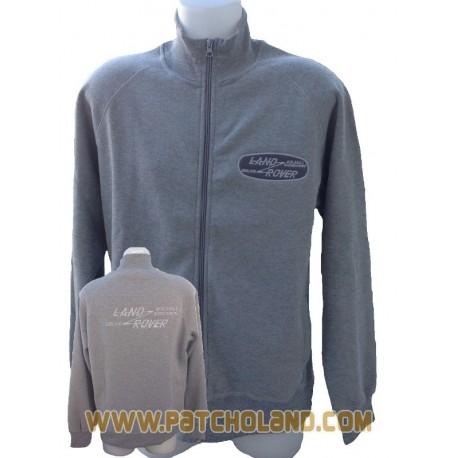 Men's zipped jacket Land Rover Solihull Warwickshire