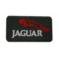 0556 Patch emblema bordado 8x4 JAGUAR