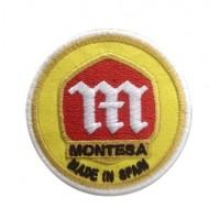 0865 Patch emblema bordado 7x7 MONTESA made in spain