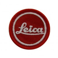 0888 Embroidered patch 5X5 LEICA