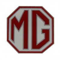 Patch emblema bordado 18x18 MG MOTOR