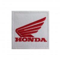 0129 Patch emblema bordado 7x7 HONDA