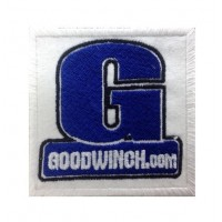 0960 Embroidered patch 7x7 GOODWINCH