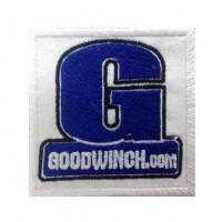 0960 Patch emblema bordado 7x7 GOODWINCH