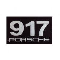 0971 Patch emblema bordado 10x6 PORSCHE 917