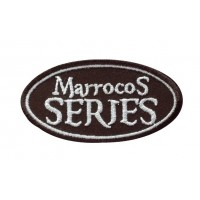 0978 Embroidered patch 9x5 MARROCOS SERIES