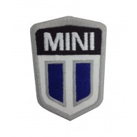 0303 Patch emblema bordado 8x6 MINI