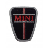 0312 Embroidered patch 7X6 MINI