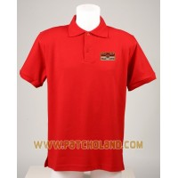 1032 polo LOTUS TEAM GOLD LEAF UK Premium Quality