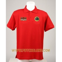 1033 polo LOTUS TEAM GOLD LEAF UK Premium Quality
