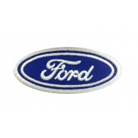0770 Embroidered patch 9x4 FORD