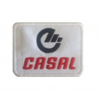1050 Embroidered patch 8X5 CASAL