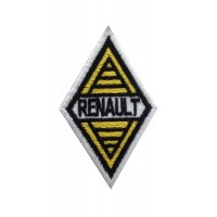 1061 Embroidered patch 8X5 RENAULT 1946
