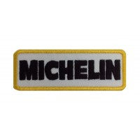 1063 Embroidered patch 9X3 MICHELIN
