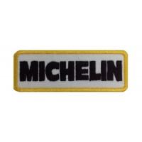 1063 Patch écusson brodé 9X3 MICHELIN