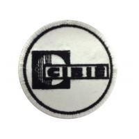 1079 Patch emblema bordado 7x7 CIBIÉ