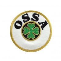 1093 Patch emblema bordado 7x7 OSSA