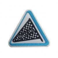 1110 Patch emblema bordado 9X7 ALFA ROMEO AUTODELTA