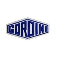 0221 Patch emblema bordado 10x5 GORDINI Renault