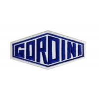 0221 Patch emblema bordado 10x5 GORDINI Renault