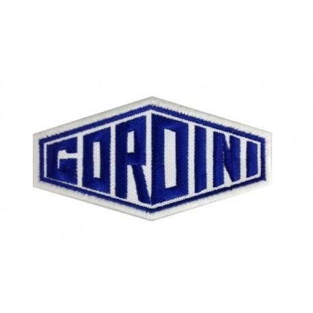 Patch emblema bordado 10x5 GORDINI Renault