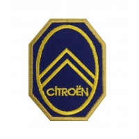 1115 Patch emblema bordado 8x6 CITROEN 1919