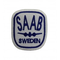 1125 Embroidered patch 7x6 SAAB 1969