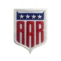 1130 Patch emblema bordado 8x6 AAR ALL AMERICAN RACERS