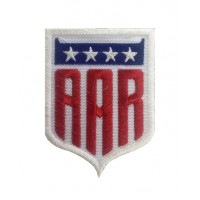 1130 Patch emblema bordado 8x6 AAR ALL AMERICAN RACERS