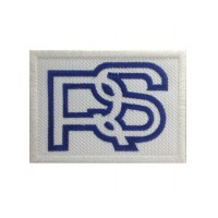 1131 Patch emblema bordado 8x6 RS FORD