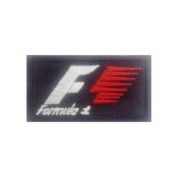 1143 Embroidered patch 7x4 FORMULA 1