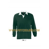 1151 Rugby Polo shirt long sleeve PACK