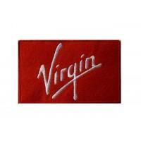 Patch écusson brodé 10x6 VIRGIN