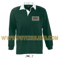 1161 JAGUAR HERITAGE Rugby Polo shirt long sleeve PACK