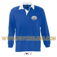 1152 Polo RENAULT ALPINE  Rugby homme manche longue PACK