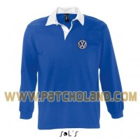 1160 V W  VOLKSWAGEM Rugby Polo shirt long sleeve PACK
