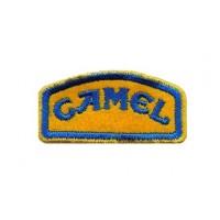 Patch écusson brodé 6X3 Camel Trophy