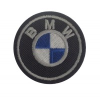 0661 Embroidered patch 5X5 BMW
