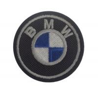 0661 Patch emblema bordado 5X5 BMW