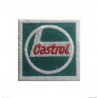 1226 Patch emblema bordado 5X5 CASTROL