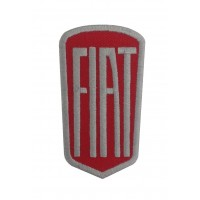 0895 Patch emblema bordado 8x6 FIAT 1932