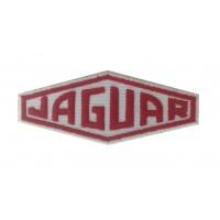 1235 Patch emblema bordado 9x4 JAGUAR