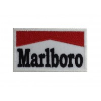 0678 Embroidered patch 8X5 MARLBORO